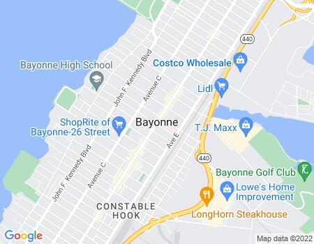 payday loans in Bayonne