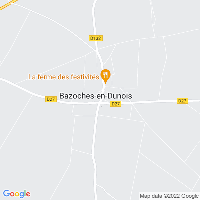 bed and breakfast Bazoches-en-Dunois