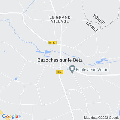 bed and breakfast Bazoches-sur-le-Betz