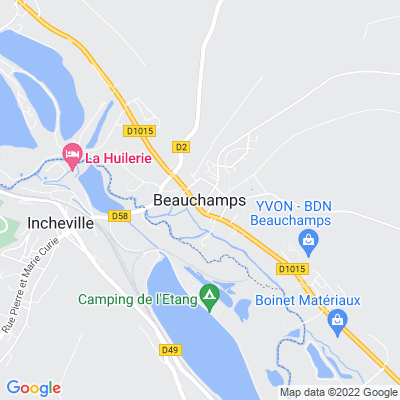 bed and breakfast Beauchamps
