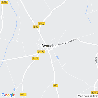 bed and breakfast Beauche