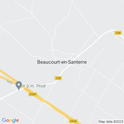bed and breakfast Beaucourt-en-Santerre