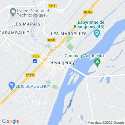 bed and breakfast Beaugency