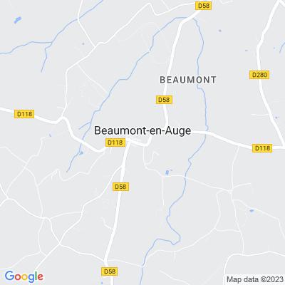 bed and breakfast Beaumont-en-Auge