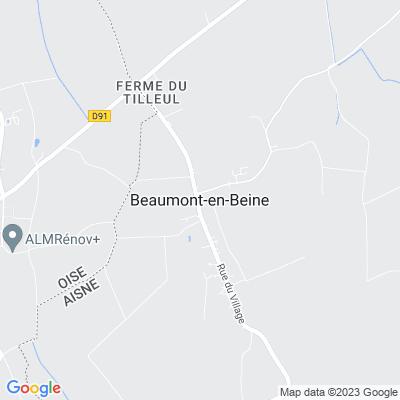 bed and breakfast Beaumont-en-Beine