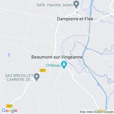 bed and breakfast Beaumont-sur-Vingeanne