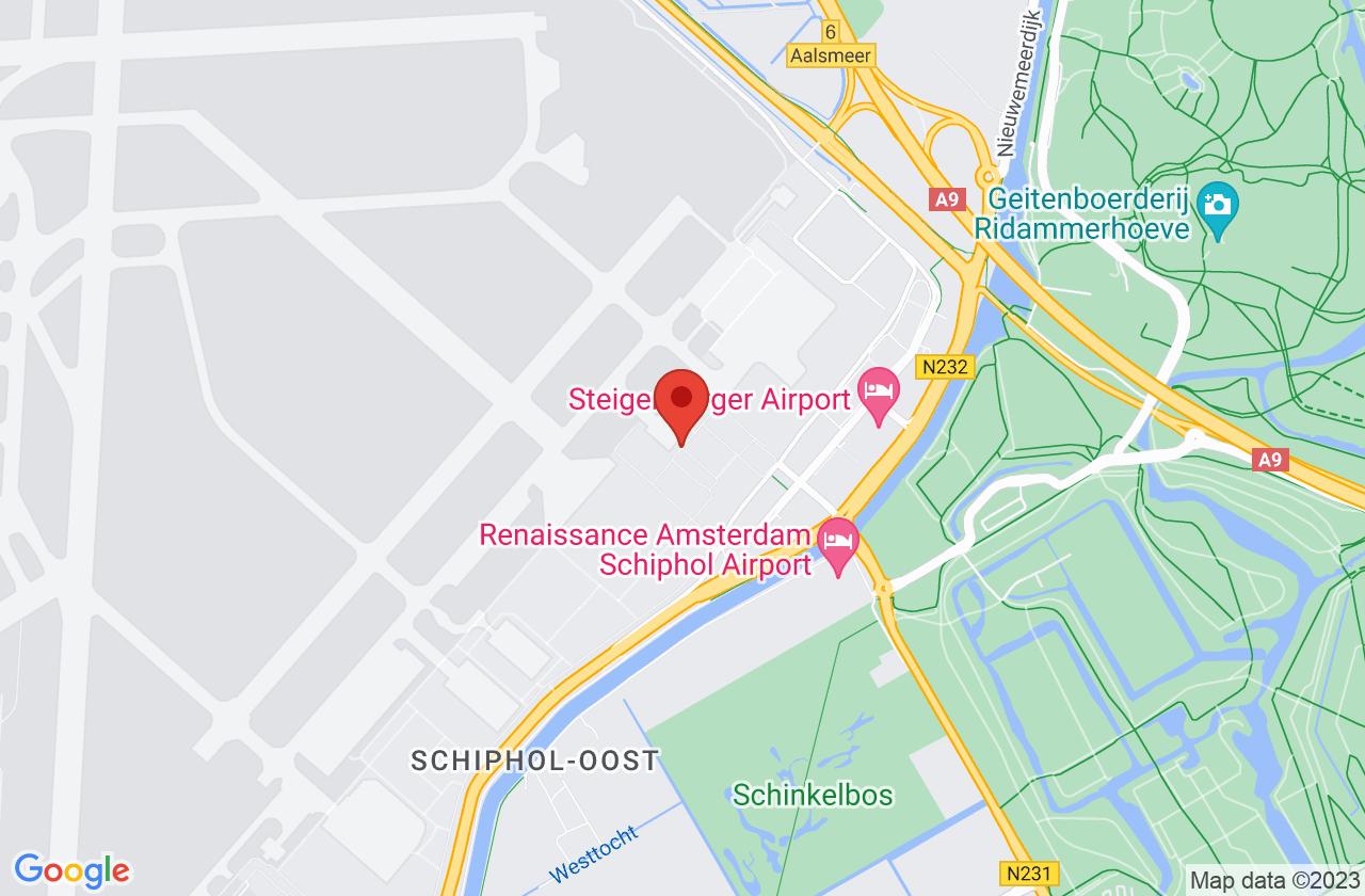 Bombardier Aerospace Netherlands B.V. on Google Maps