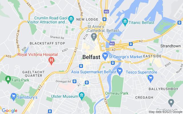 Belfast Survey Quotes