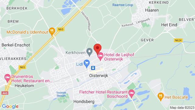 Bertens+Oisterwijk+B.V. op Google Maps