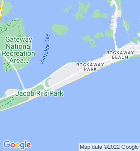 Belle Harbor NY Map