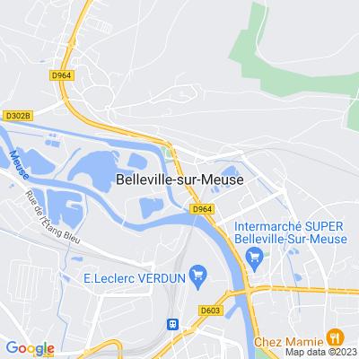 bed and breakfast Belleville-sur-Meuse