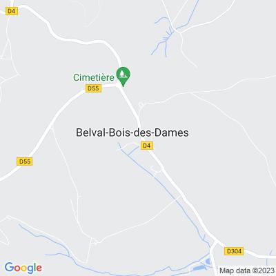 bed and breakfast Belval-Bois-des-Dames