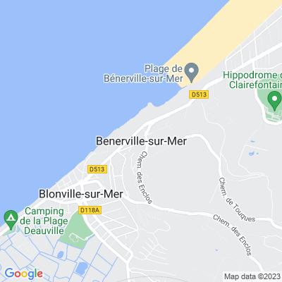 bed and breakfast Benerville-sur-Mer