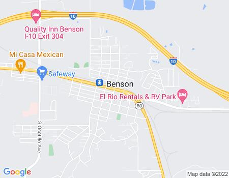 payday loans in Benson