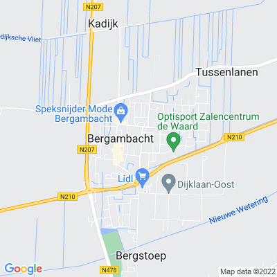 bed and breakfast Bergambacht