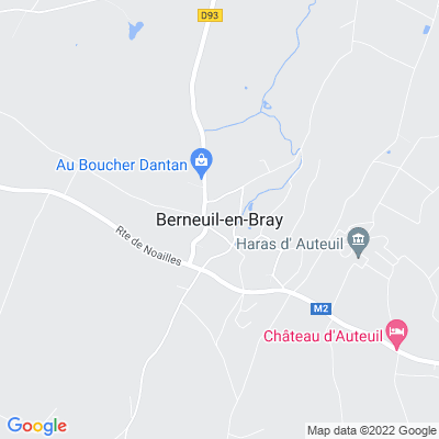 bed and breakfast Berneuil-en-Bray