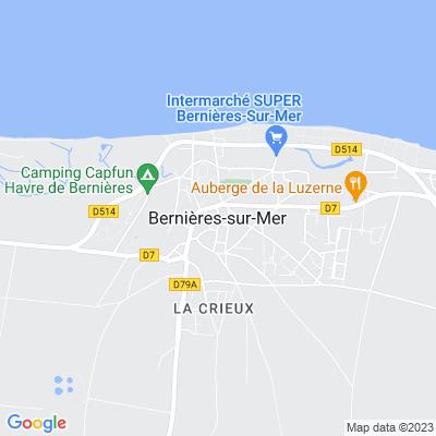 bed and breakfast Bernières-sur-Mer