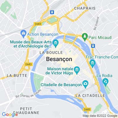 bed and breakfast Besançon