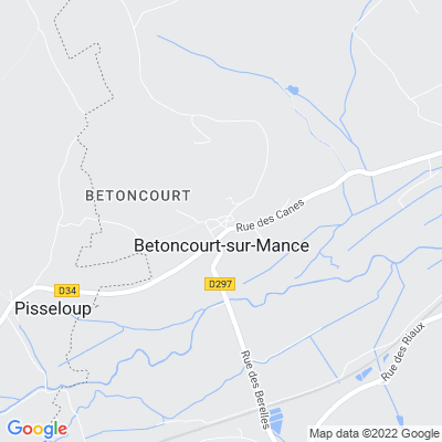 bed and breakfast Betoncourt-sur-Mance