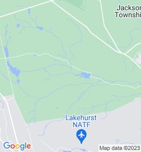 Betsytown NJ Map