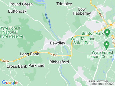 Personal Injury Solicitors in Bewdley