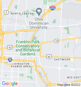 Bexley OH Map