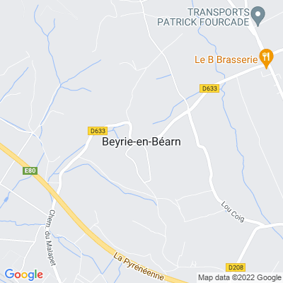 bed and breakfast Beyrie-en-Béarn