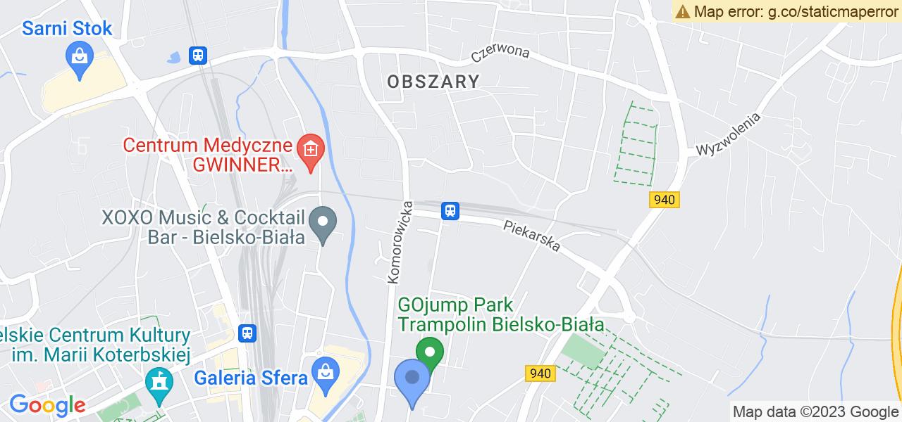 Osiedle Biała Wschód w Bielsku-Białej – w tych punktach ekspresowo wyślesz turbinę do autoryzowanego serwisu