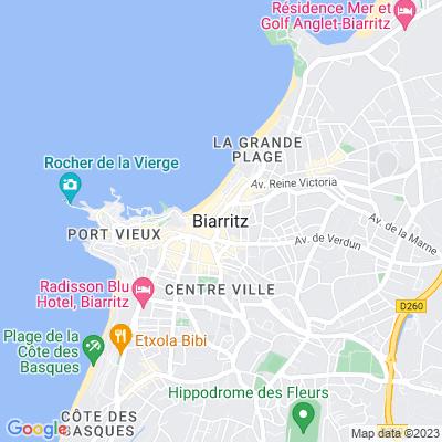 bed and breakfast Biarritz