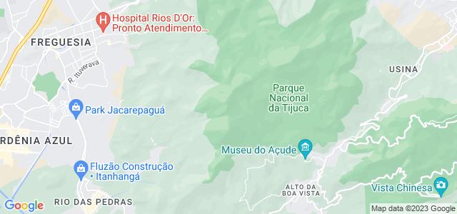 Bico do Papagaio, Parque Nacional da Tijuca, Rio de Janeiro, RJ