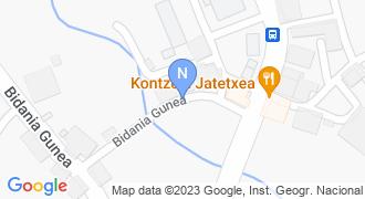 Kontzeju mapa