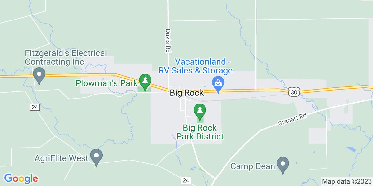 Big Rock, IL
