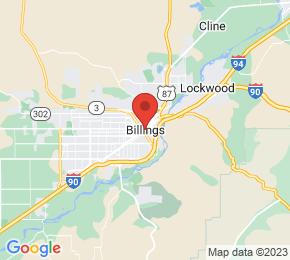 Job Map - Billings, Montana  US
