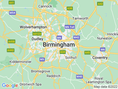 Personal Injury Solicitors in Birmingham