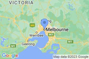 Birrarung Marr Park, Upper Terrace, Melbourne
