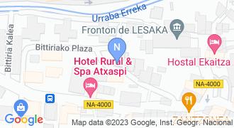 OTXOTEKO PINTURAK mapa