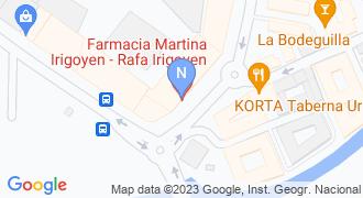 IZARBE mapa