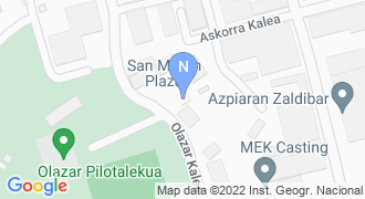 ZALDIBARKO UDALA mapa