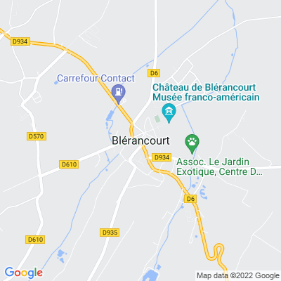 bed and breakfast Blérancourt