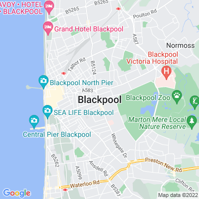 Blackpool Buying a House Solicitors Fees