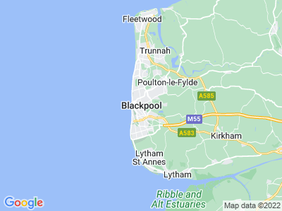 Personal Injury Solicitors in Blackpool