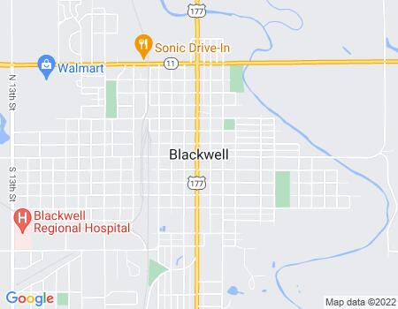payday loans in Blackwell