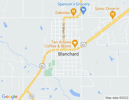 payday loans in Blanchard