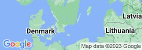 Blekinge map