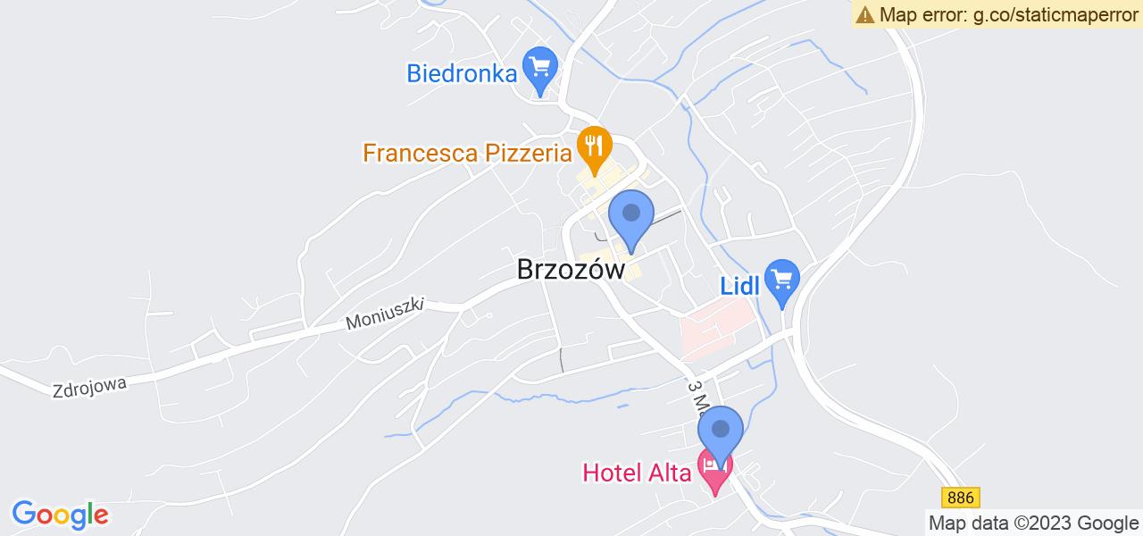 Osiedle Blich w Brzozowie – w tych punktach ekspresowo wyślesz turbinę do autoryzowanego serwisu