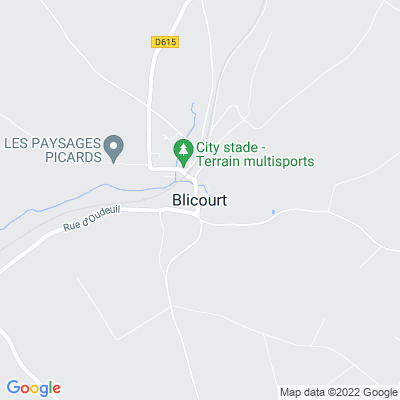 bed and breakfast Blicourt