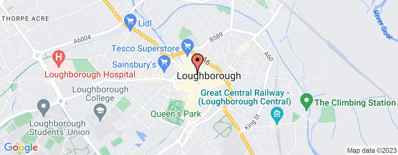 Loughborough Salon