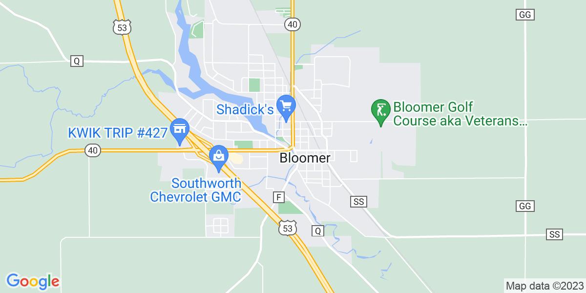 Bloomer, WI