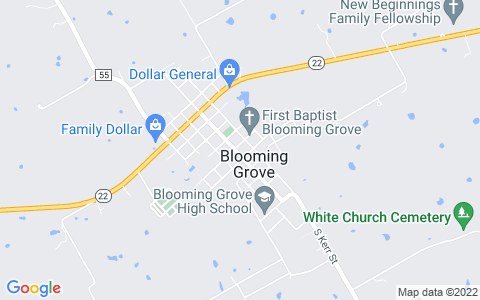 Blooming Grove