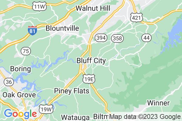 Bluff City, TN